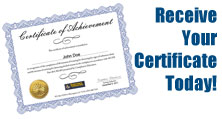 DOT Training Certificate